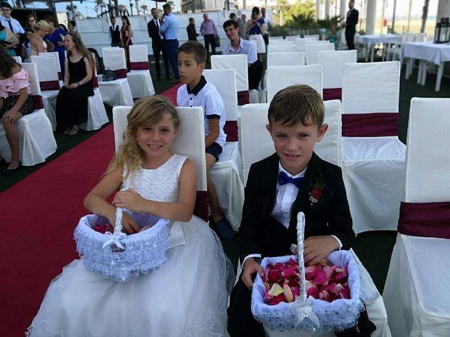 La boda de Fernando y Miriam en Alboraya, Valencia 6