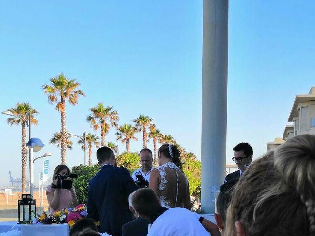 La boda de Fernando y Miriam en Alboraya, Valencia 7
