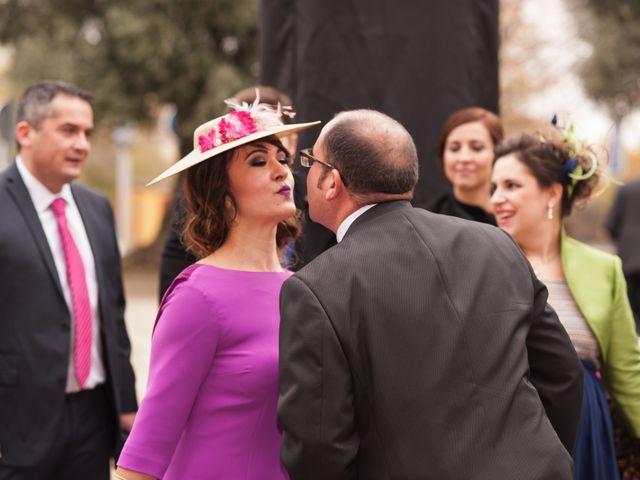 La boda de Alberto y Laura en Madrid, Madrid 2