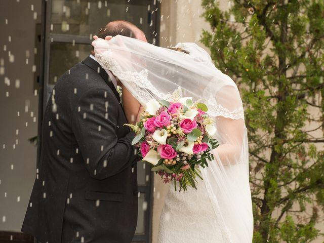 La boda de Alberto y Laura en Madrid, Madrid 9