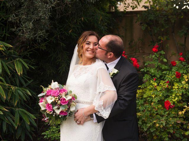 La boda de Alberto y Laura en Madrid, Madrid 15