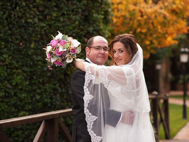 La boda de Alberto y Laura en Madrid, Madrid 17