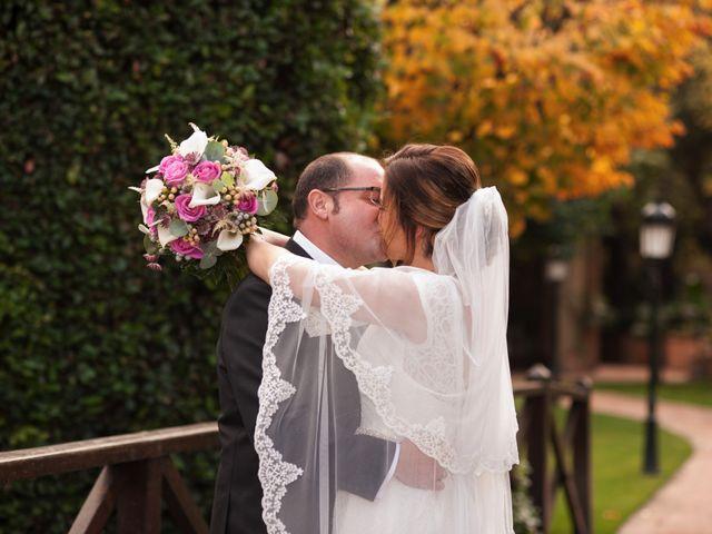 La boda de Alberto y Laura en Madrid, Madrid 18