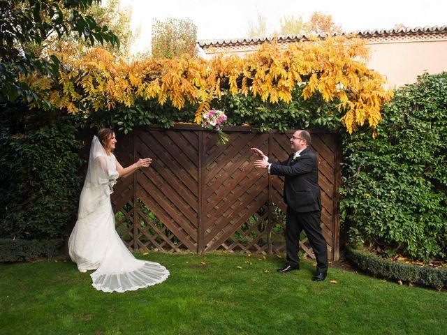 La boda de Alberto y Laura en Madrid, Madrid 20