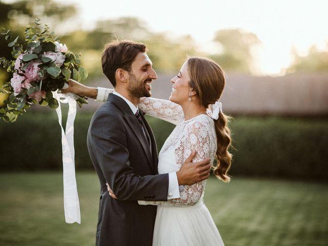 La boda de Irene y Alex
