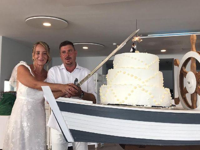 La boda de Yolanda  y Oscar