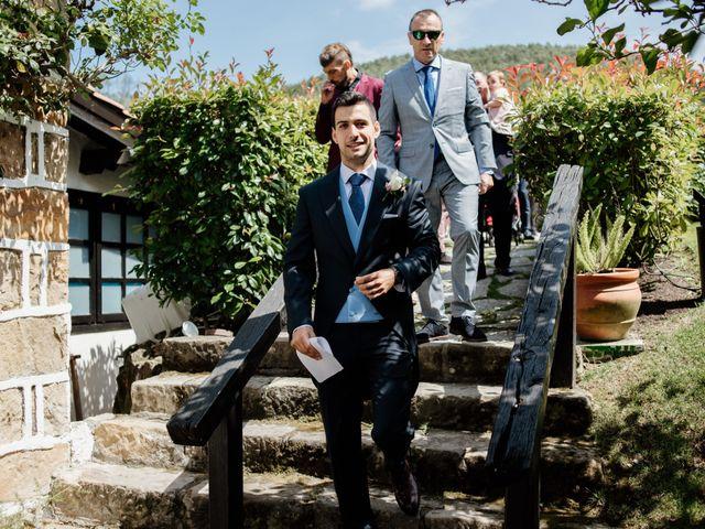 La boda de Jorge y Alba en Berango, Vizcaya 6