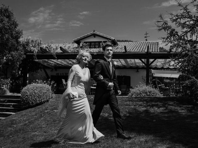 La boda de Jorge y Alba en Berango, Vizcaya 9
