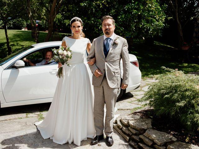 La boda de Jorge y Alba en Berango, Vizcaya 12