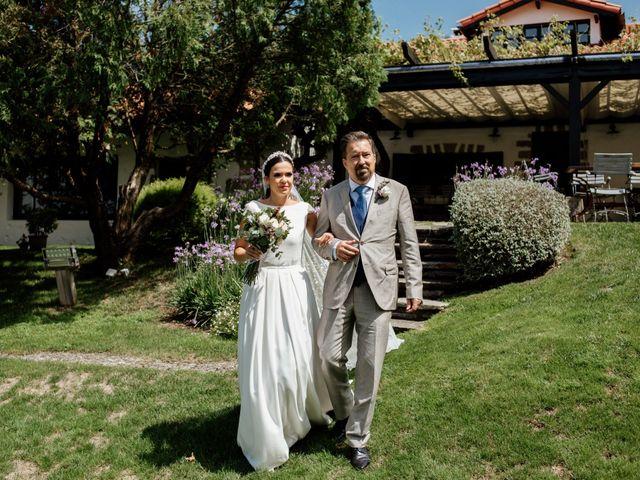 La boda de Jorge y Alba en Berango, Vizcaya 13