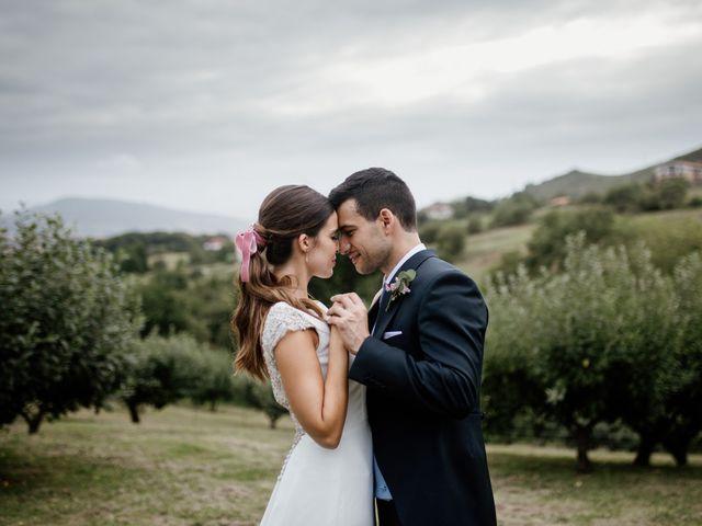 La boda de Jorge y Alba en Berango, Vizcaya 17