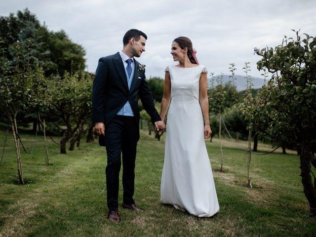 La boda de Jorge y Alba en Berango, Vizcaya 19