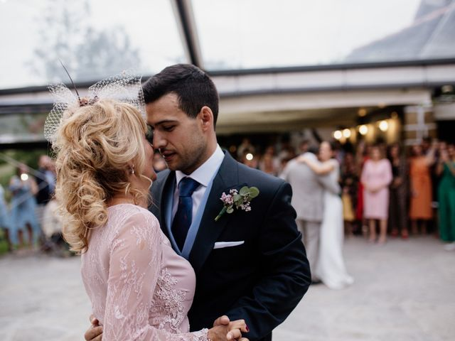 La boda de Jorge y Alba en Berango, Vizcaya 30