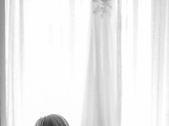 La boda de Vincenzo y Anna en San Agustin De Guadalix, Madrid 5