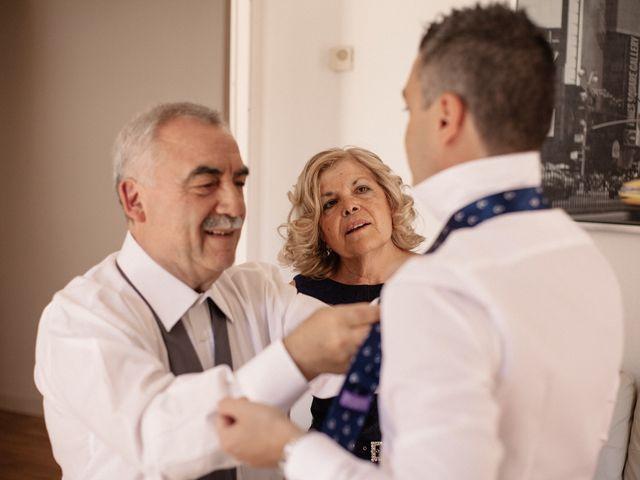 La boda de Vincenzo y Anna en San Agustin De Guadalix, Madrid 11