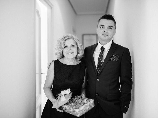 La boda de Vincenzo y Anna en San Agustin De Guadalix, Madrid 17