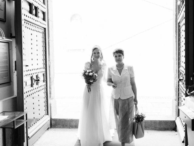 La boda de Vincenzo y Anna en San Agustin De Guadalix, Madrid 40