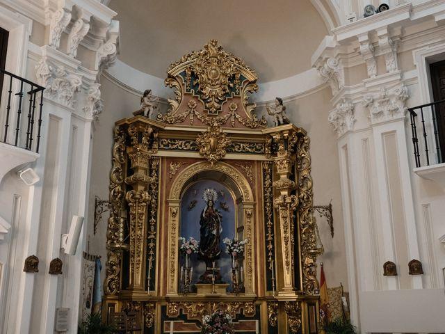 La boda de Vincenzo y Anna en San Agustin De Guadalix, Madrid 43