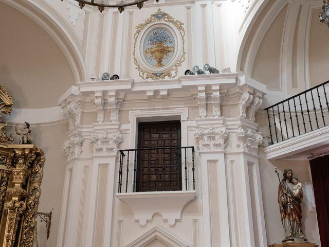 La boda de Vincenzo y Anna en San Agustin De Guadalix, Madrid 44