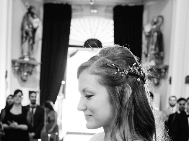 La boda de Vincenzo y Anna en San Agustin De Guadalix, Madrid 47