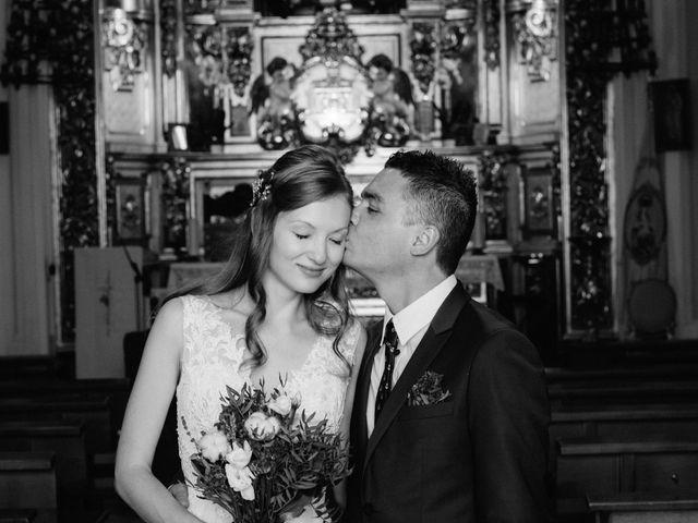 La boda de Vincenzo y Anna en San Agustin De Guadalix, Madrid 52