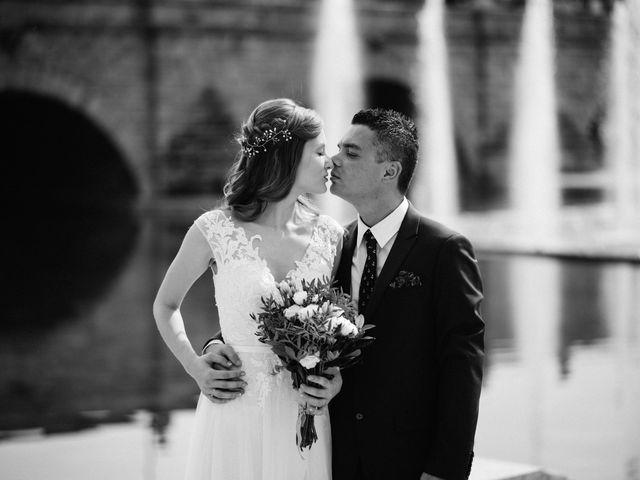 La boda de Vincenzo y Anna en San Agustin De Guadalix, Madrid 54