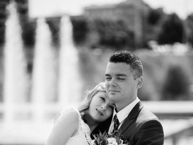 La boda de Vincenzo y Anna en San Agustin De Guadalix, Madrid 55