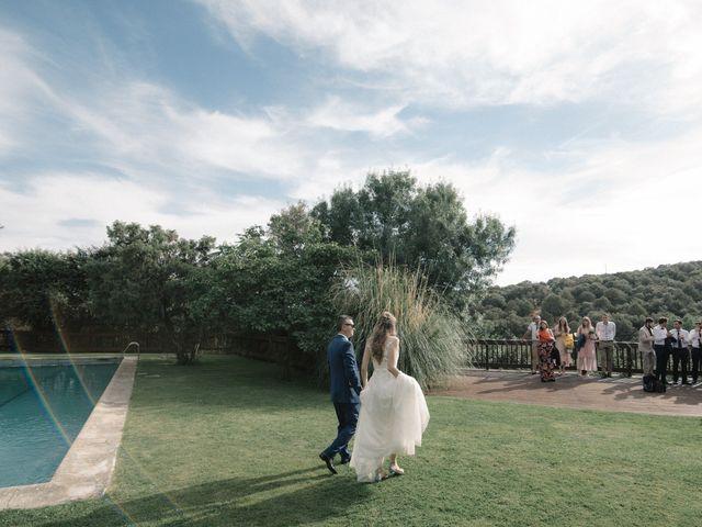 La boda de Vincenzo y Anna en San Agustin De Guadalix, Madrid 58