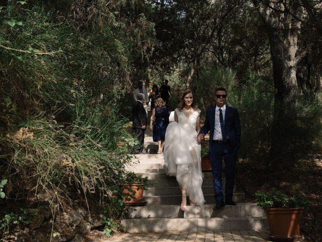 La boda de Vincenzo y Anna en San Agustin De Guadalix, Madrid 59