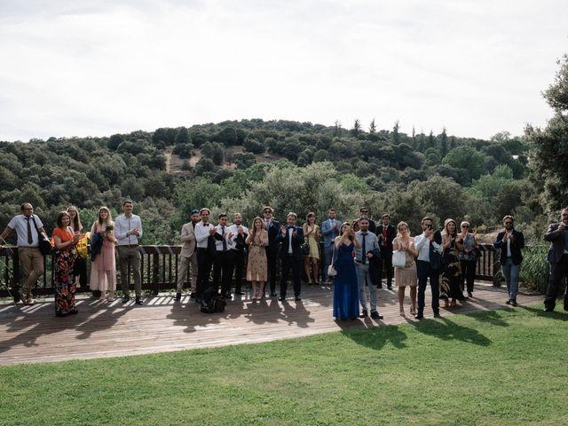 La boda de Vincenzo y Anna en San Agustin De Guadalix, Madrid 60
