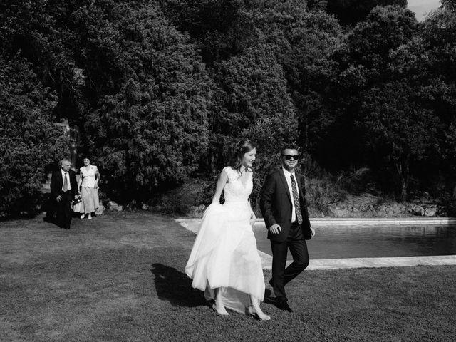 La boda de Vincenzo y Anna en San Agustin De Guadalix, Madrid 61