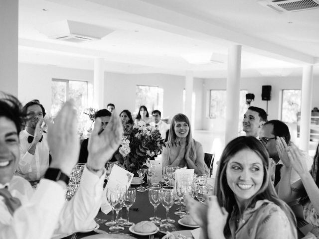 La boda de Vincenzo y Anna en San Agustin De Guadalix, Madrid 80