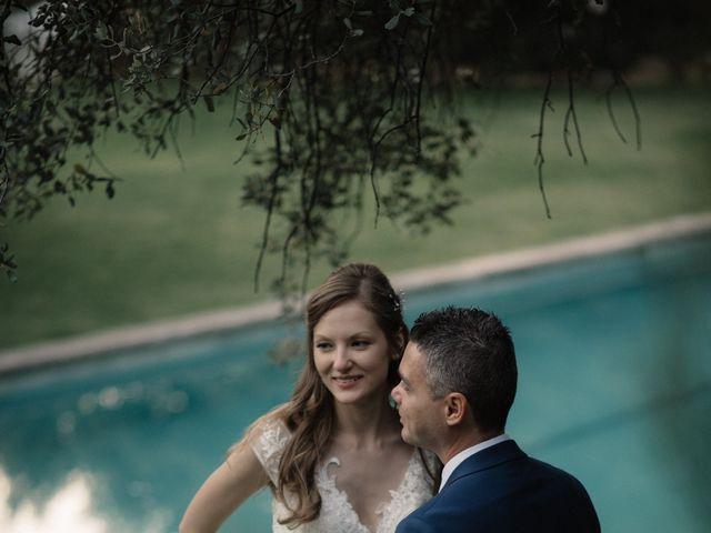 La boda de Vincenzo y Anna en San Agustin De Guadalix, Madrid 88