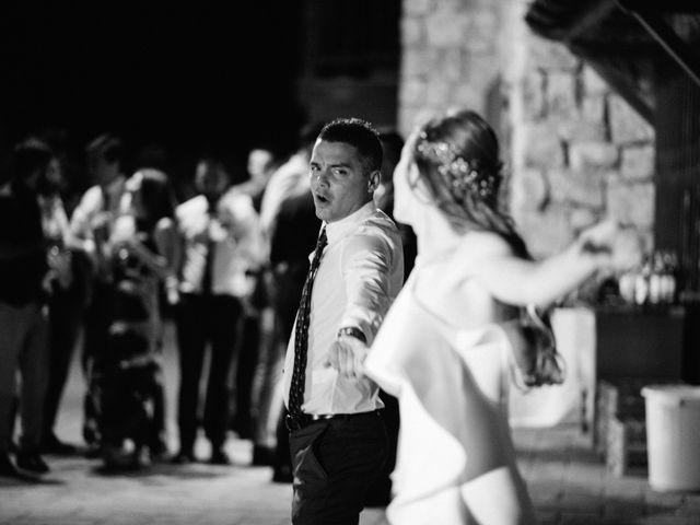 La boda de Vincenzo y Anna en San Agustin De Guadalix, Madrid 95
