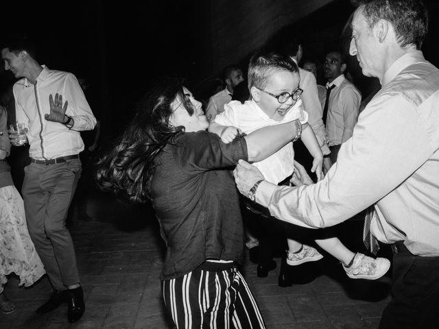 La boda de Vincenzo y Anna en San Agustin De Guadalix, Madrid 99