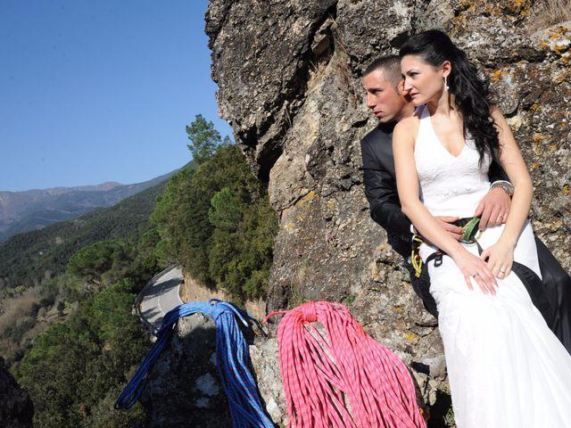 La boda de Sergi y Irene en Montseny, Barcelona 2