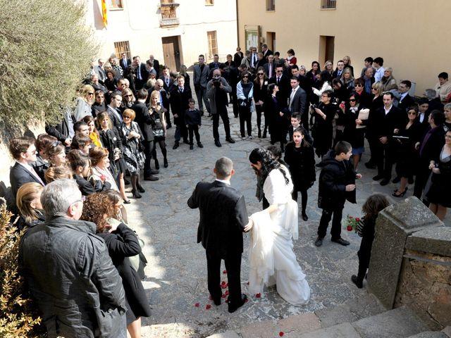 La boda de Sergi y Irene en Montseny, Barcelona 10