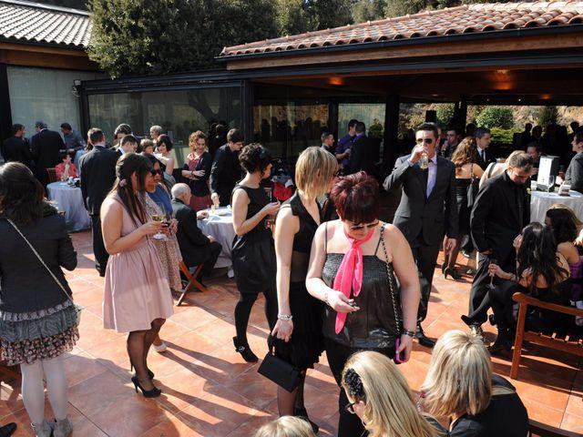 La boda de Sergi y Irene en Montseny, Barcelona 27