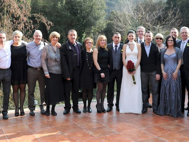 La boda de Sergi y Irene en Montseny, Barcelona 28