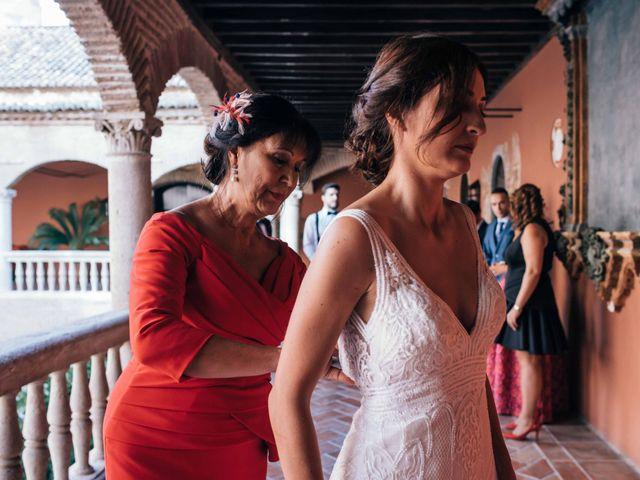 La boda de Gabri y Laura en Granada, Granada 21