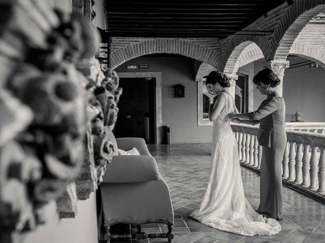 La boda de Gabri y Laura en Granada, Granada 22