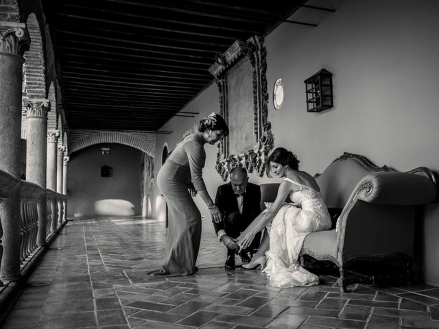 La boda de Gabri y Laura en Granada, Granada 25