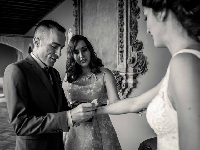 La boda de Gabri y Laura en Granada, Granada 26