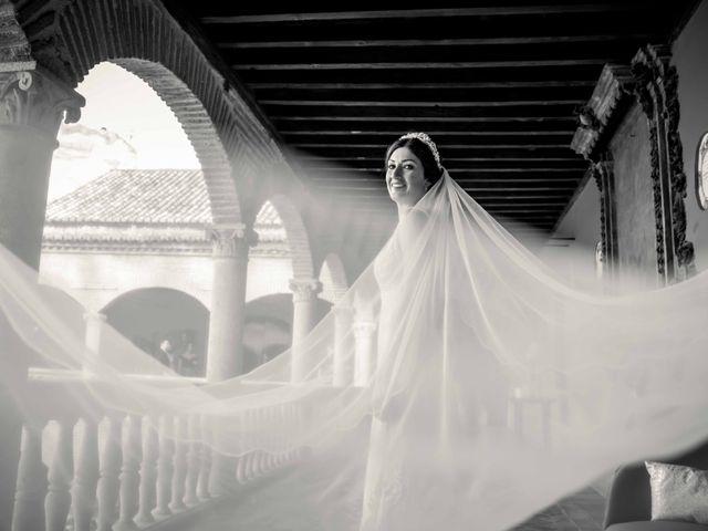 La boda de Gabri y Laura en Granada, Granada 29
