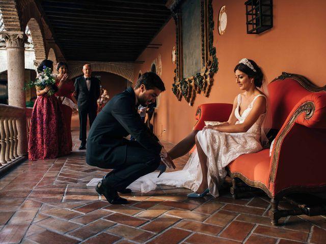 La boda de Gabri y Laura en Granada, Granada 30
