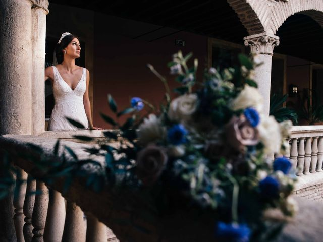 La boda de Gabri y Laura en Granada, Granada 31