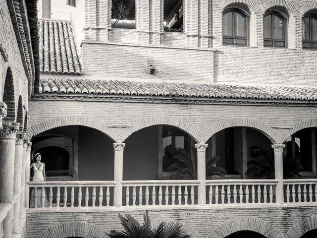 La boda de Gabri y Laura en Granada, Granada 32
