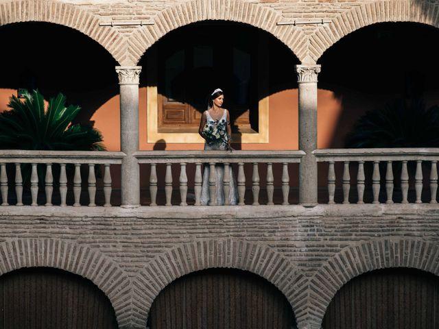 La boda de Gabri y Laura en Granada, Granada 34