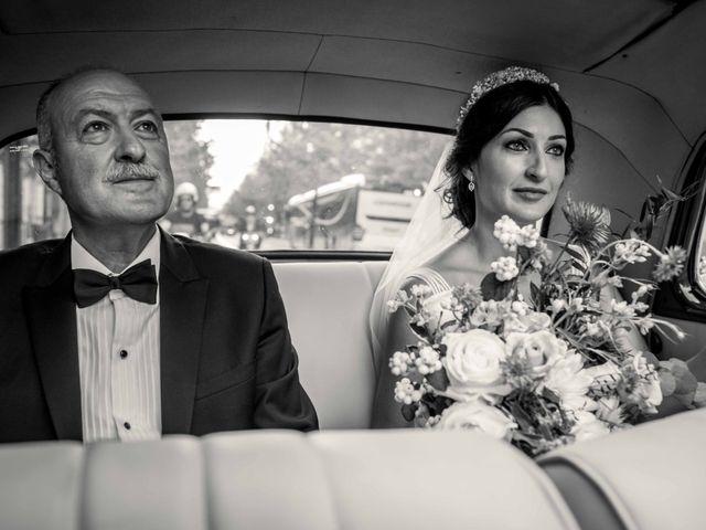 La boda de Gabri y Laura en Granada, Granada 39