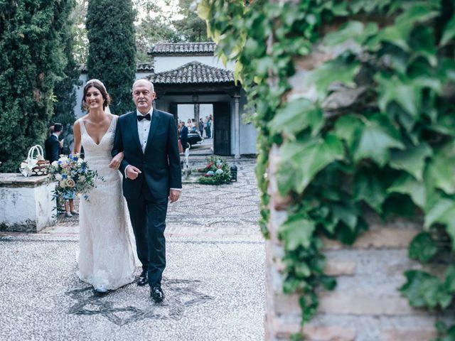 La boda de Gabri y Laura en Granada, Granada 42